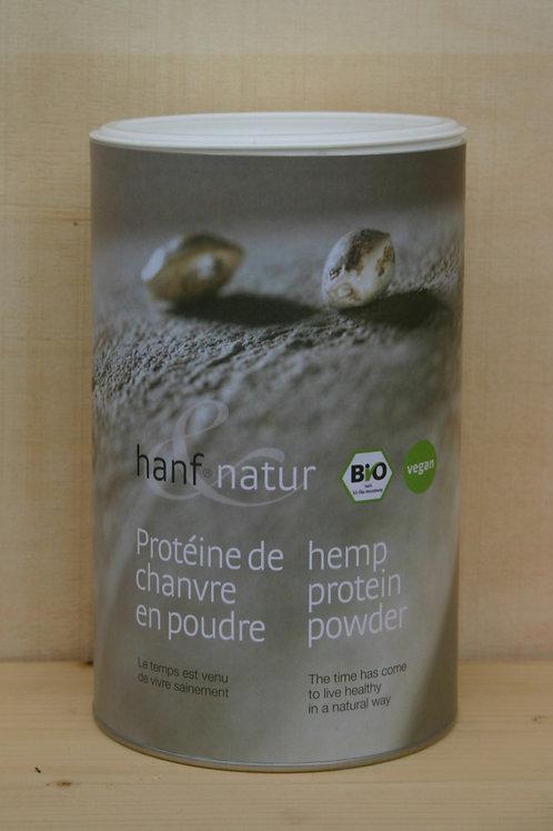 Protéines de chanvre en poudre