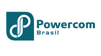 Logotipo Powercom Brasil