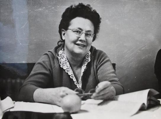 Ирина Павловна Харламова