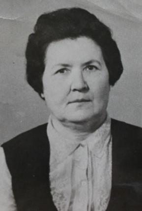 Анна Михайловна Куприянова