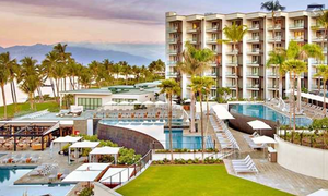 Maui Resort family