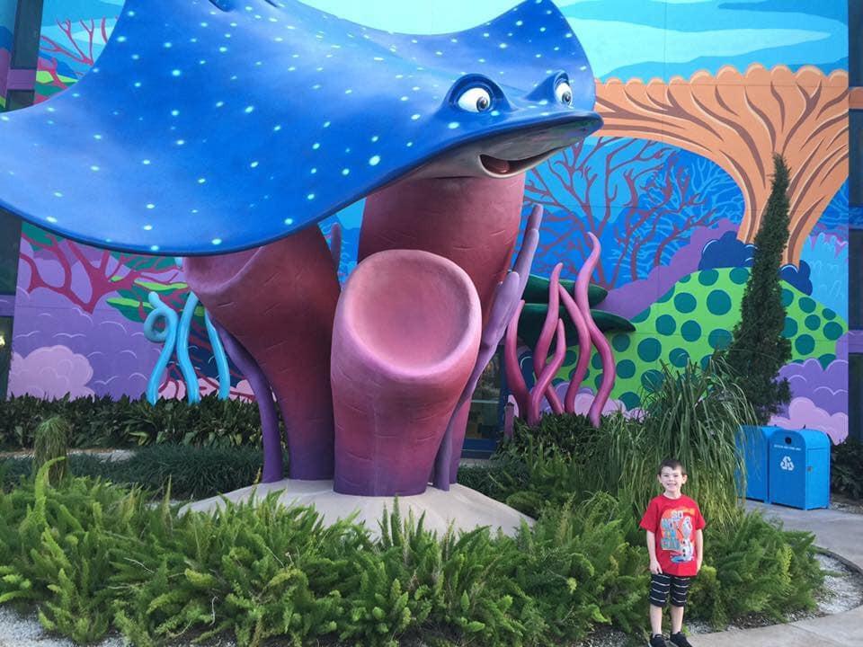 FREE at Disney Resorts