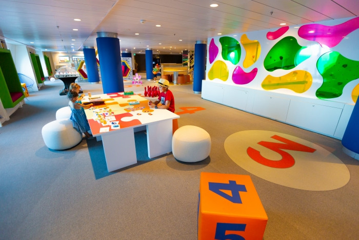 Cruise Ship Childcare