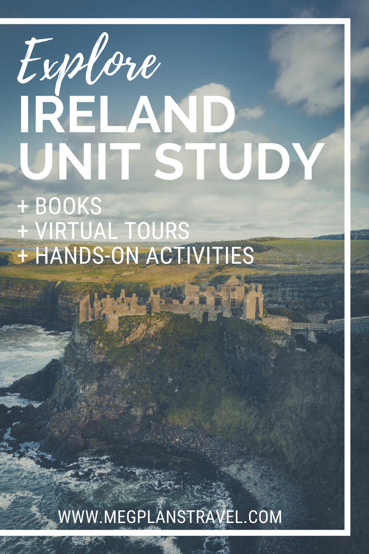 Ireland Unit Study for kids