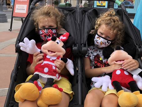 Disney World is OPEN! What a Disney Trip Looks like in 2020 and 2021.