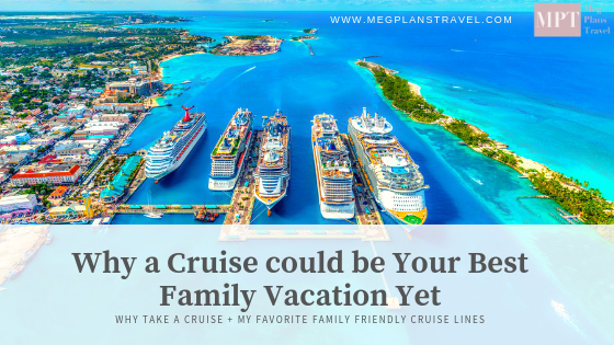 Best cruises for families