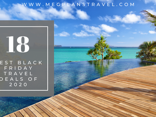 Best Value-Packed 2020 Black Friday Travel Promos