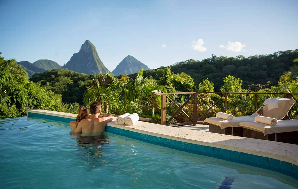 St. Lucia vacation where to stay