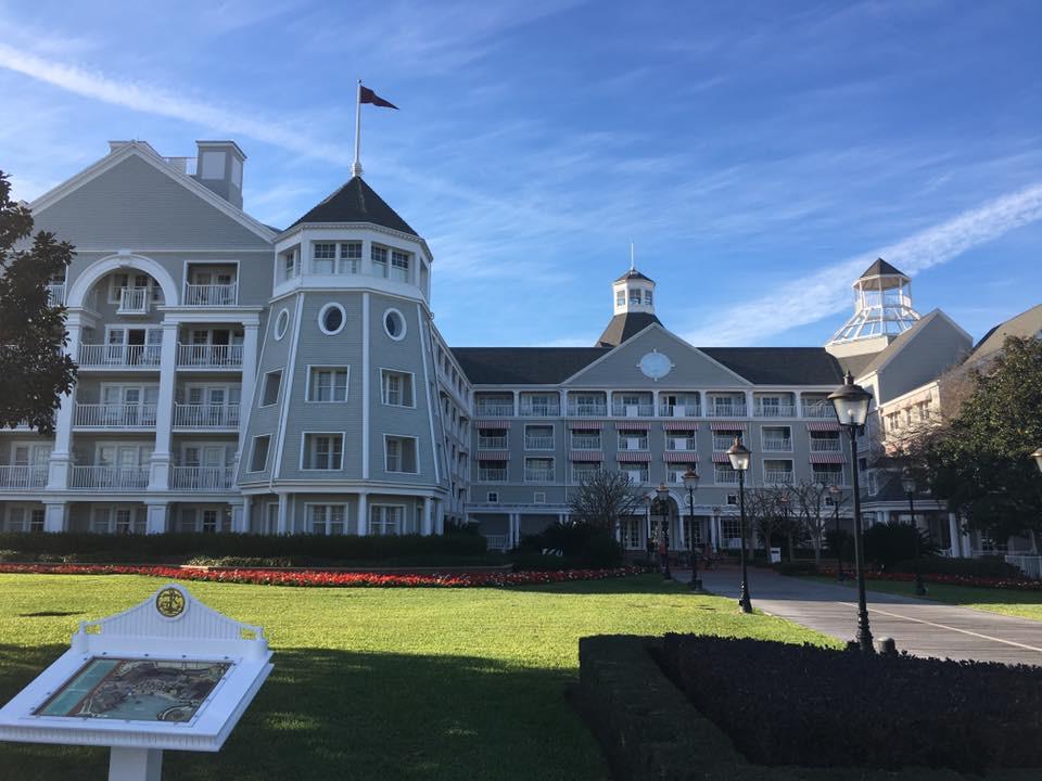 Disney deluxe resort categories Yacht Club