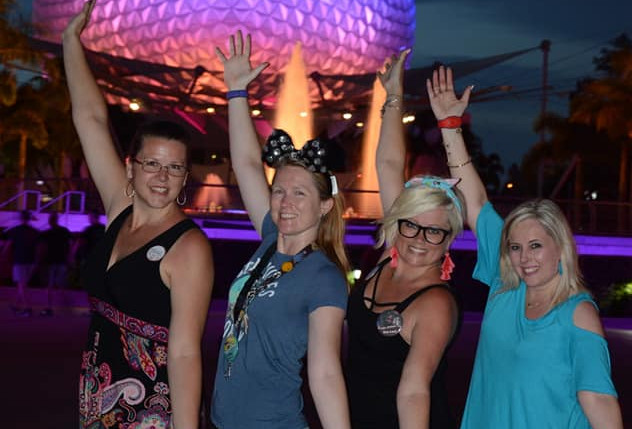 Why Disney World is the Ultimate Girl's Trip Location