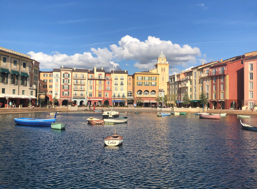 Universal's Portifino Bay Hotel Review