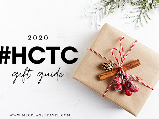 2020 Holiday Gift Guide: Our Favorite Wanderlust-Worthy Gifts