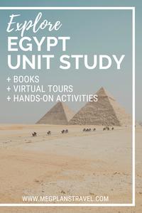 Egypt Unit Study