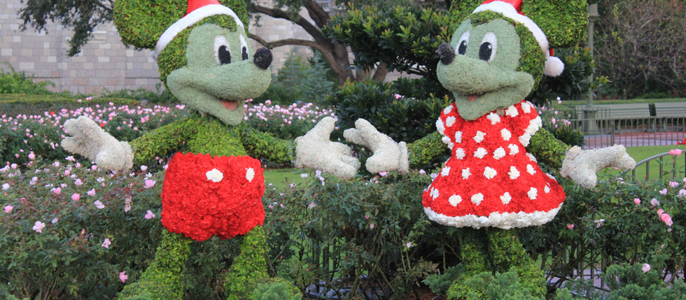 Why Christmas will still be Magical at Walt Disney World in 2020