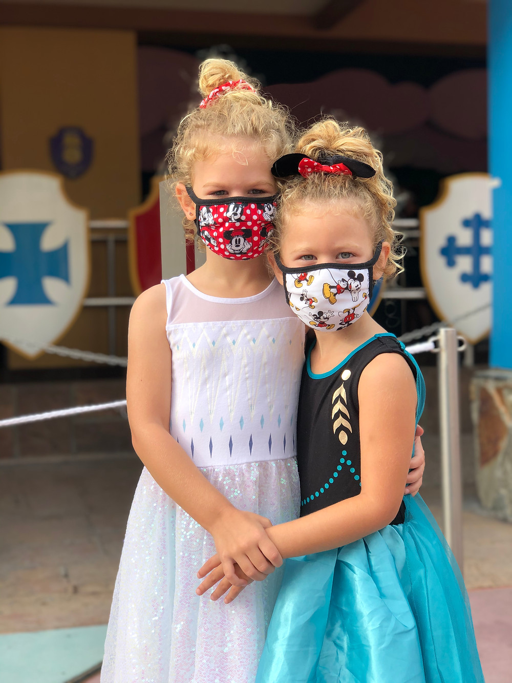 Disney World reopening with kids