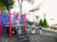 Best Montessori, NJ, clean safe outdoor play