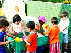 Best Montessori,NJ, safe outdoor play, skills