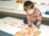 Montessori preschool, credentialed teacher, reading skills