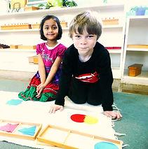 Montessori, NJ, language reading, preschool