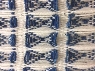 Waffle Weave Pattern
