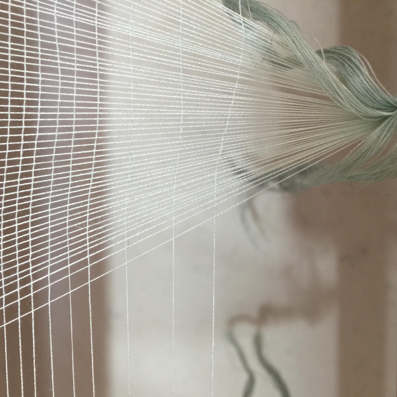 cotton warp 2/60