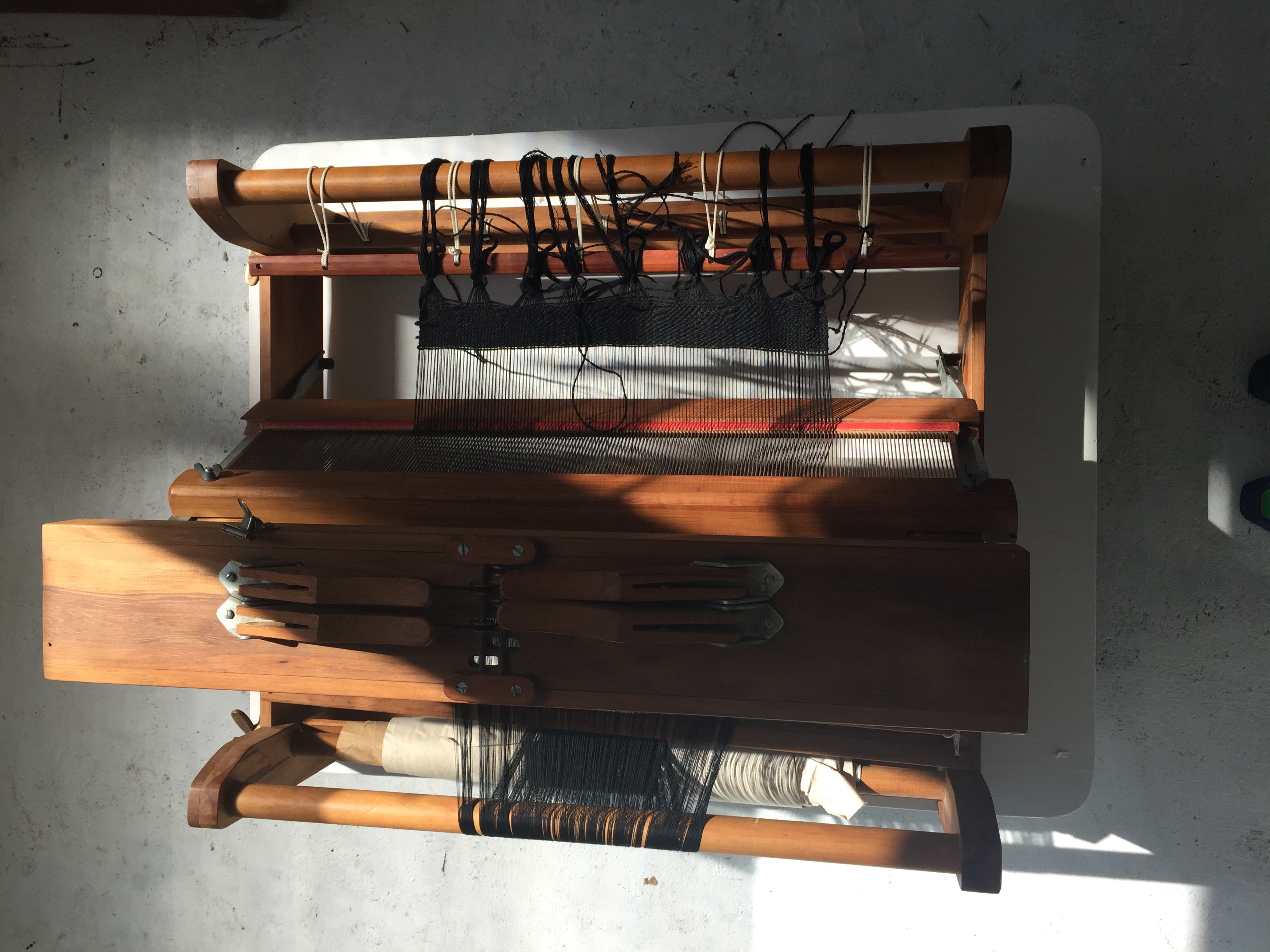 Vintage Teko Teko table loom