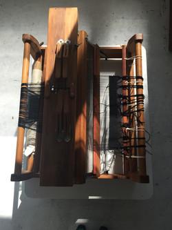 Vintage Teko Teko table loom
