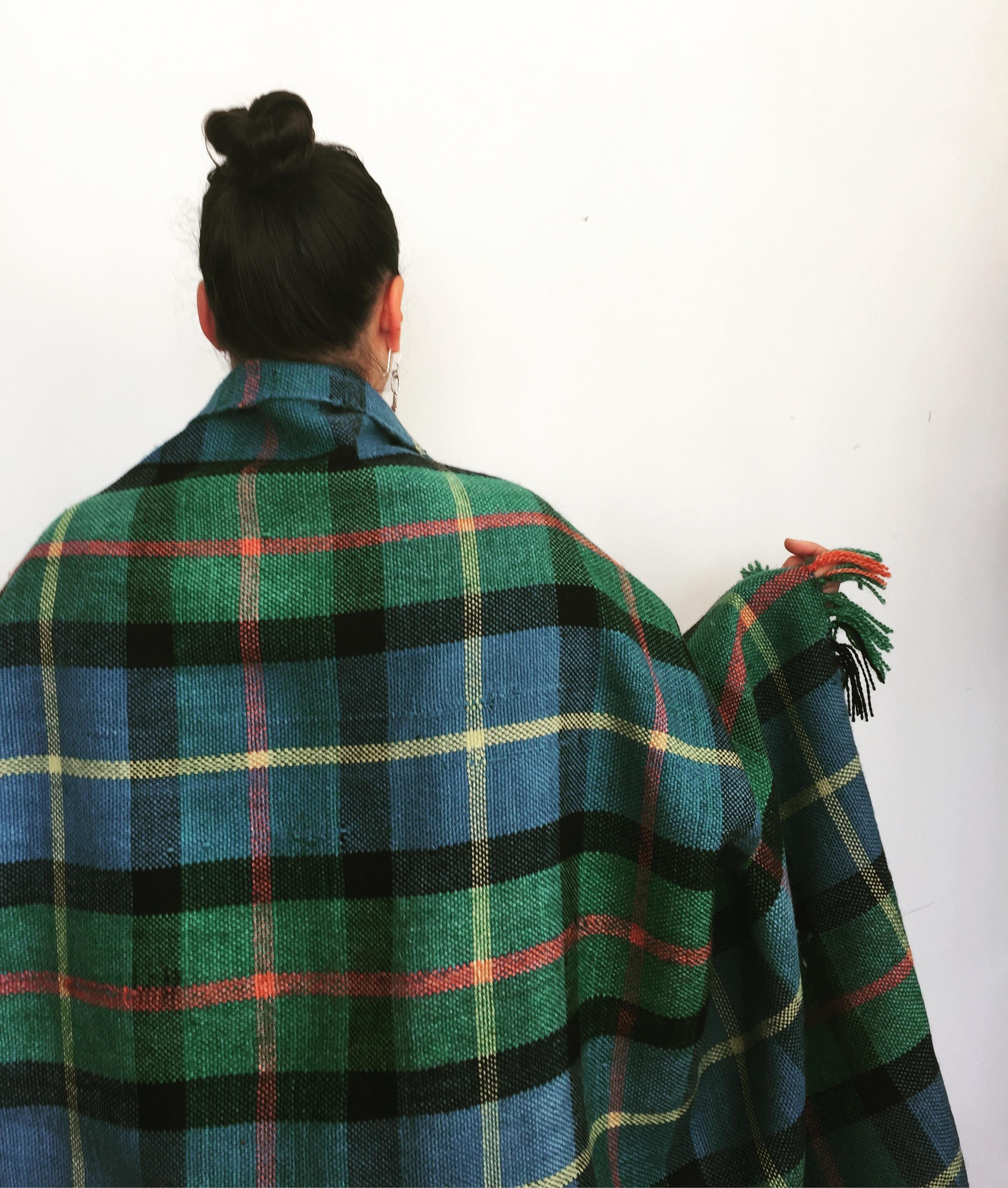 Tartan Heirloom Blanket