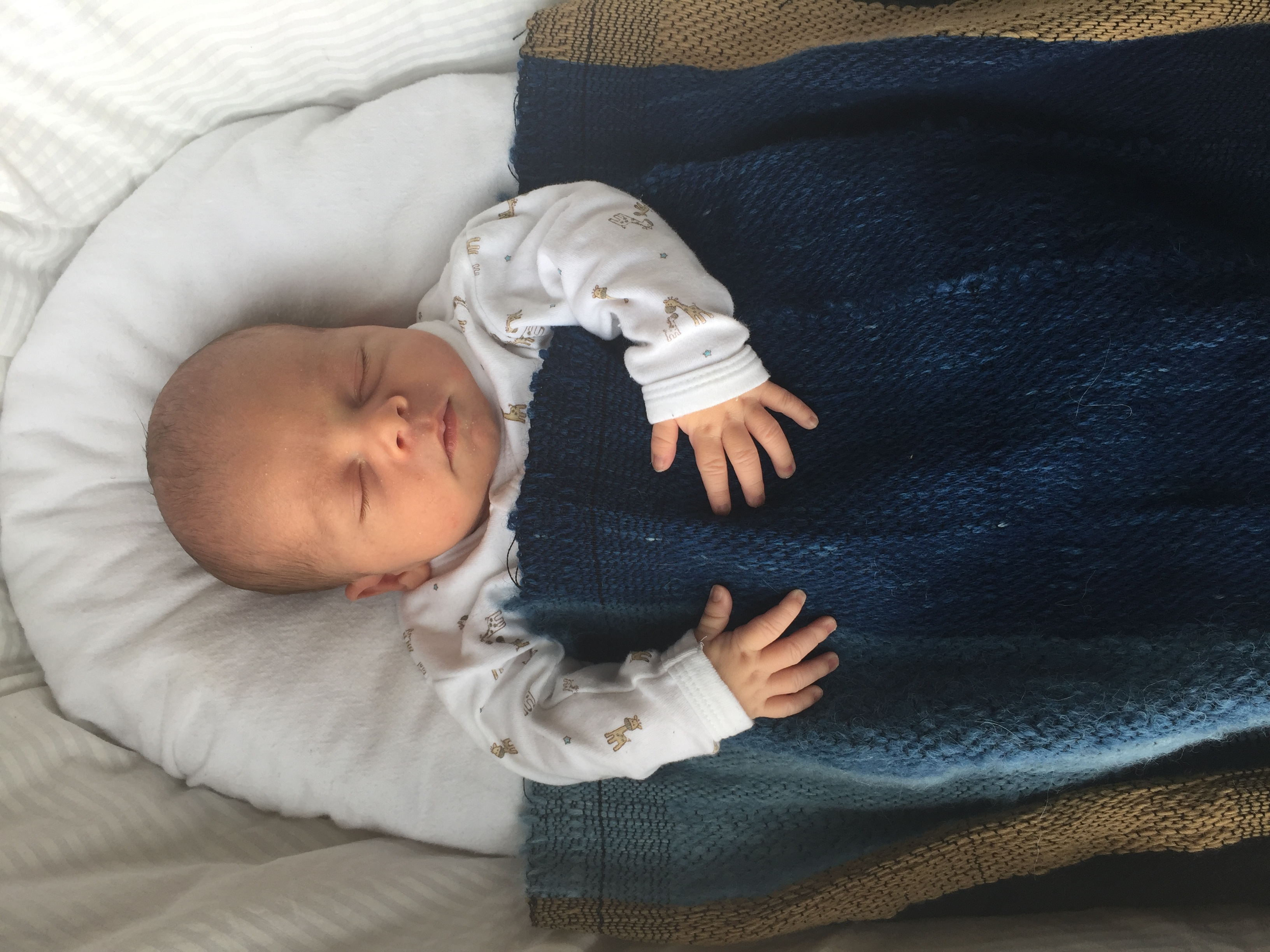 Heirloom Baby Blankets