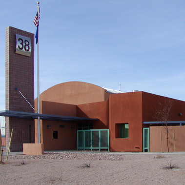 Clark County - Fire Station 38