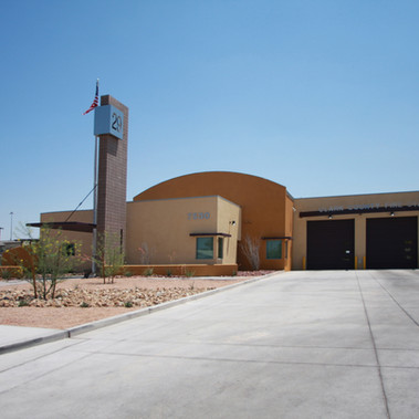 Clark County - Fire Station 29