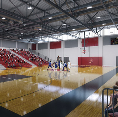 CCSD SECTA Gymnasium Renovation and Addition