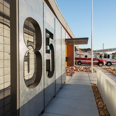 City of Henderson Hidden Falls Fire Station 85