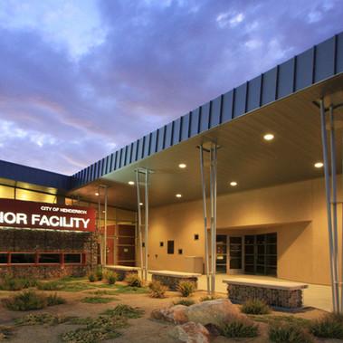 City of Henderson Senior Center