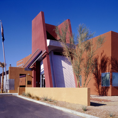 City of North Las Vegas - Fire Station 52