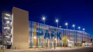 Symphony Park Garages