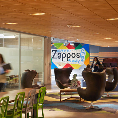 Zappos.com - New Corporate Headquarters
