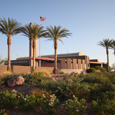 Clark County - Fire Station 28