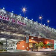 City of Las Vegas - 500 S. Main Parking Garage