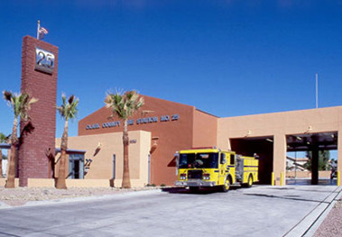 Clark County - Fire Station 25