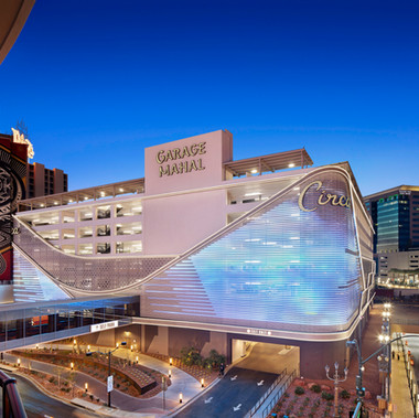 Circa Resort and Casino Garage Mahal