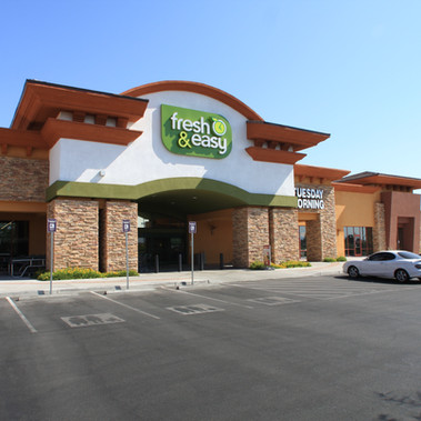 Tropicana and Durango Retail Center