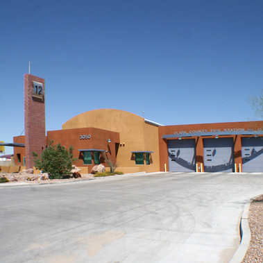 Clark County - Fire Station 12