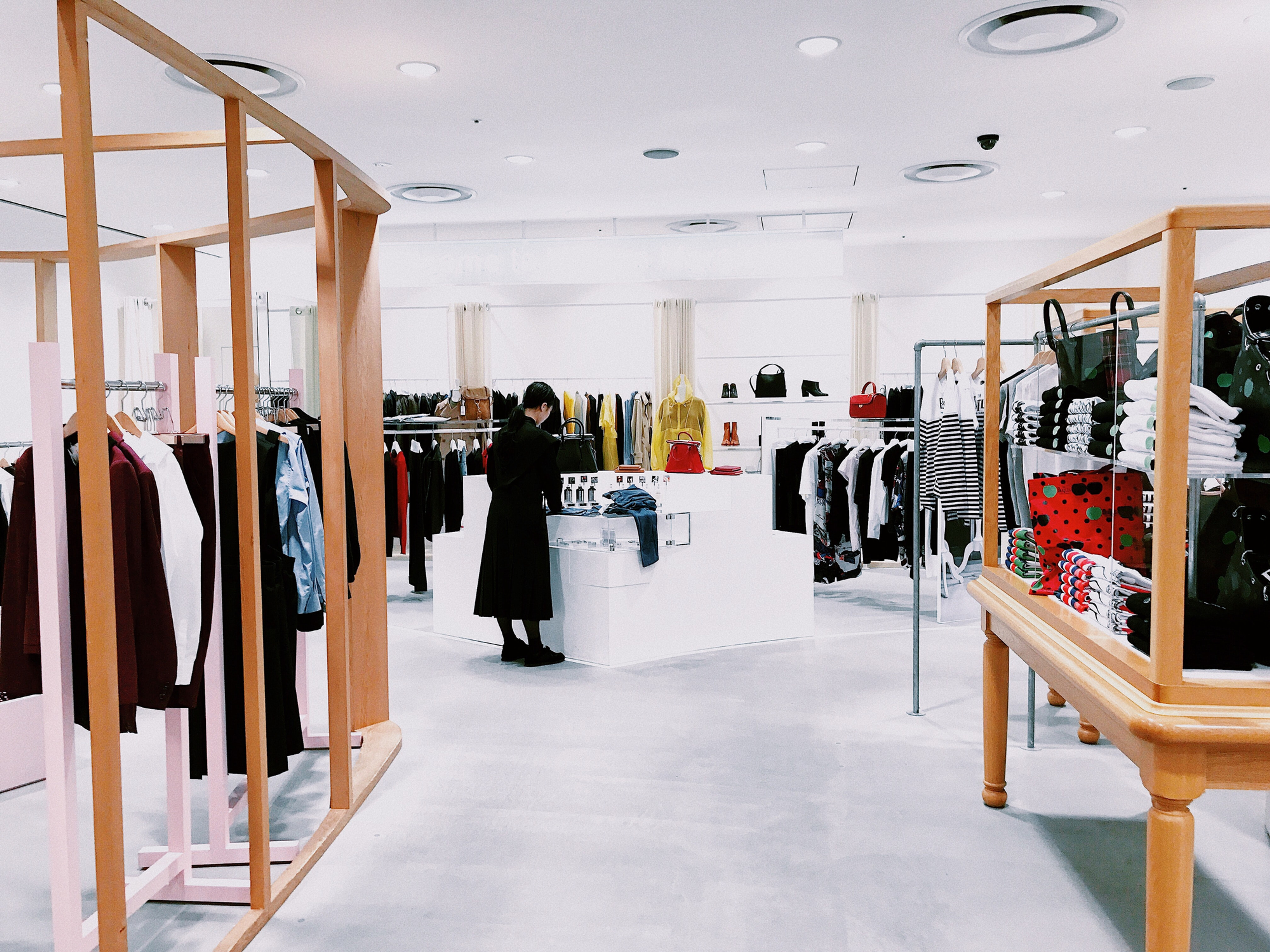 Essential Workers:  Retail Staff