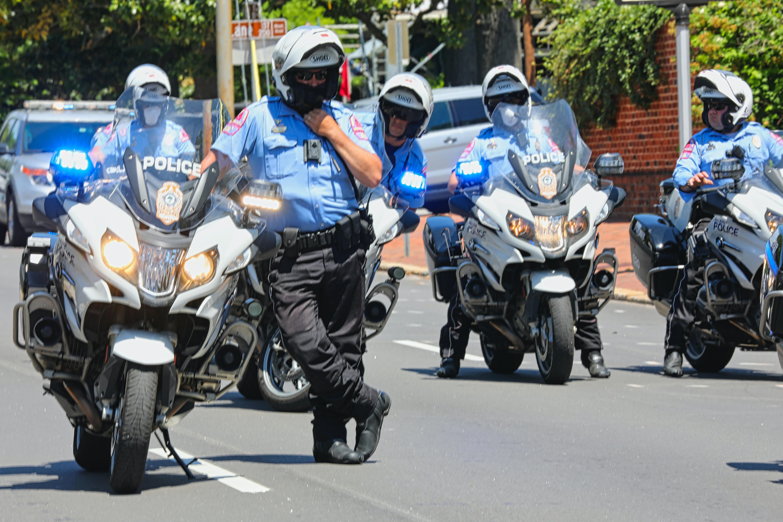 Essential Workers: Law Enforcement
