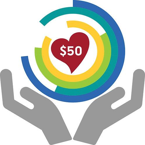 $50 Donation to Bloom Community School