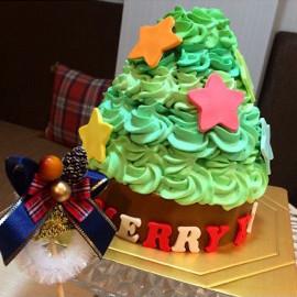 クリスマス スマッシュケーキは、12/23 0:00より販売開始です☆★