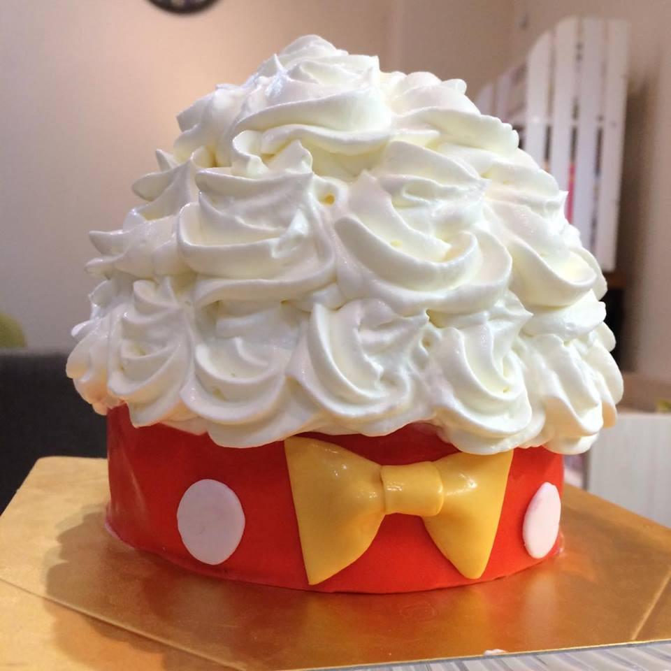 ミッキーのスマッシュケーキ!