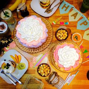 「スマッシュケーキ」は、上からも、横からも、ななめからも可愛い!!