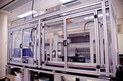 Helomics Biomek Workstation